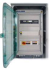 Pre-fabricated control panels CP