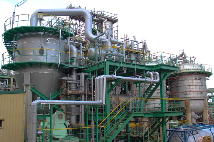sulzer devolatilization technology