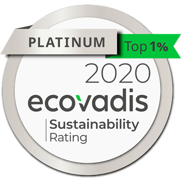 EcoVadis awards Geka Platinum CSR