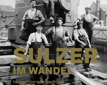 "Cover of the book ""Sulzer through the Ages"""