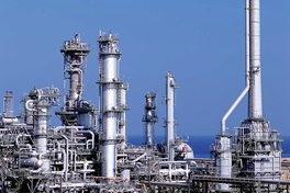 gas processing plant