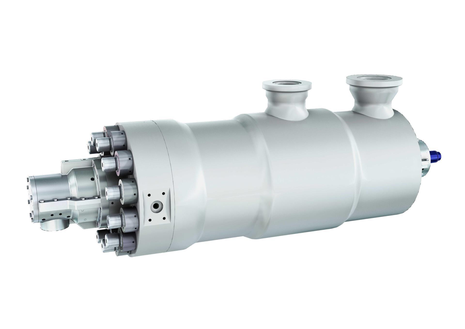 ISO 13709 (API 610) BB5 - HPcp Multisatge Barrel Casing Pumps