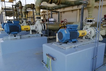 AHLSTAR™ pumps in Saudi Arabian plant