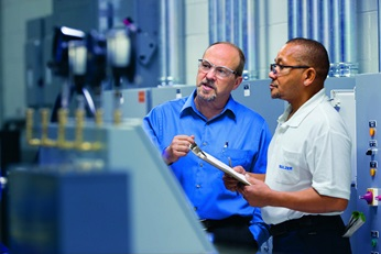 Maintenance partnerships with OEMS can ensure prompt service for customers