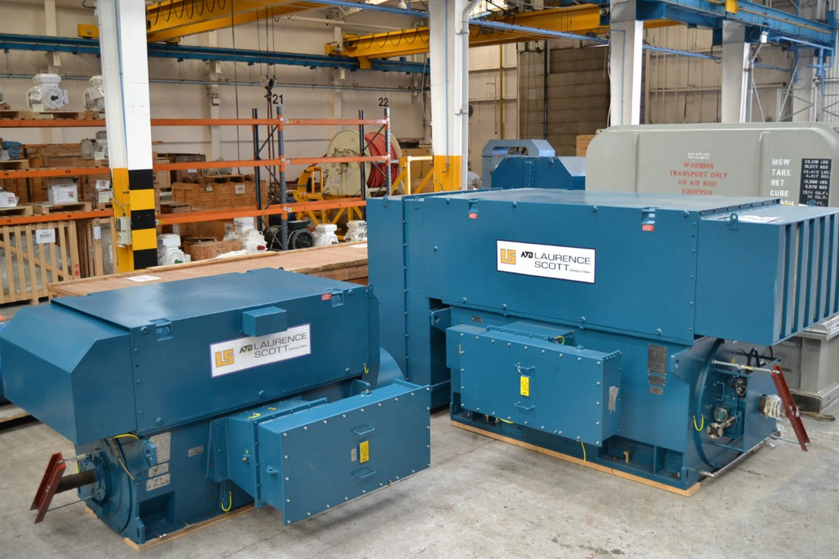 ATB Laurence Scott and Sulzer partner in repair and supply of motors and generators
