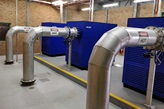 HST<sup>TM</sup> 20 blowers at Merrimac STP ensures energy savings and reliable operation.