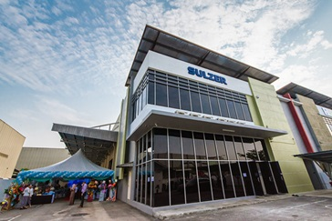 rotating equipment service center in Semenyih