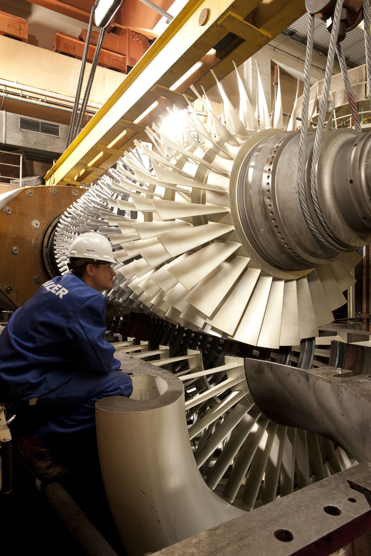 Power as required | Sulzer