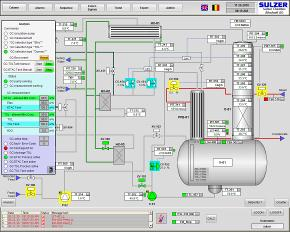 We can provide you with an automation and control design if required.