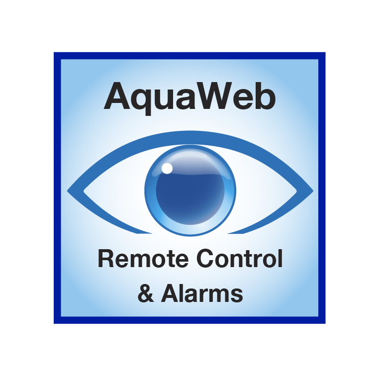 AquaWeb CMS 25X Remote Control & Alarms