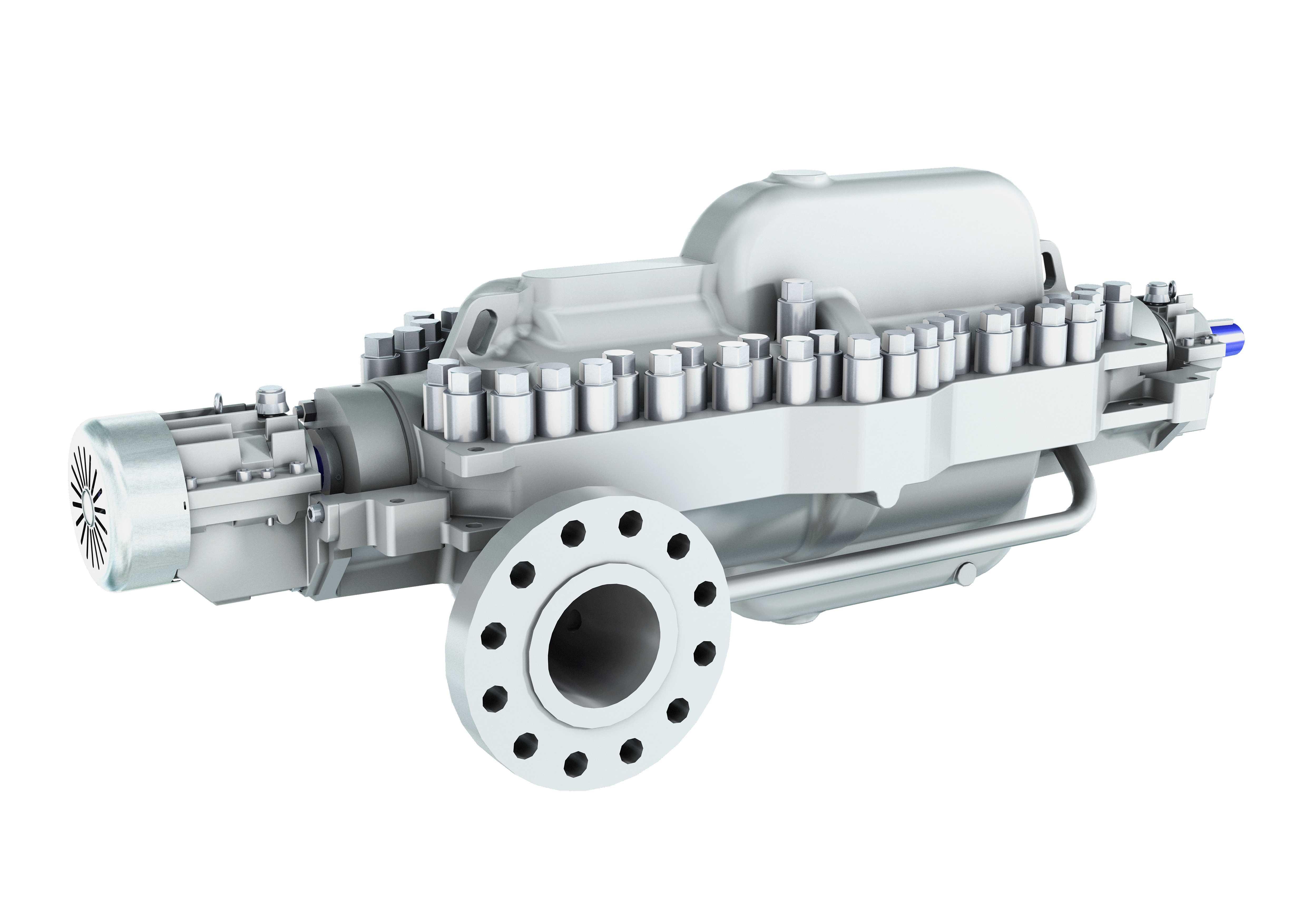 msd axially split multistage pump sulzer rh sulzer com sulzer bingham pump parts Bingham Pump Company