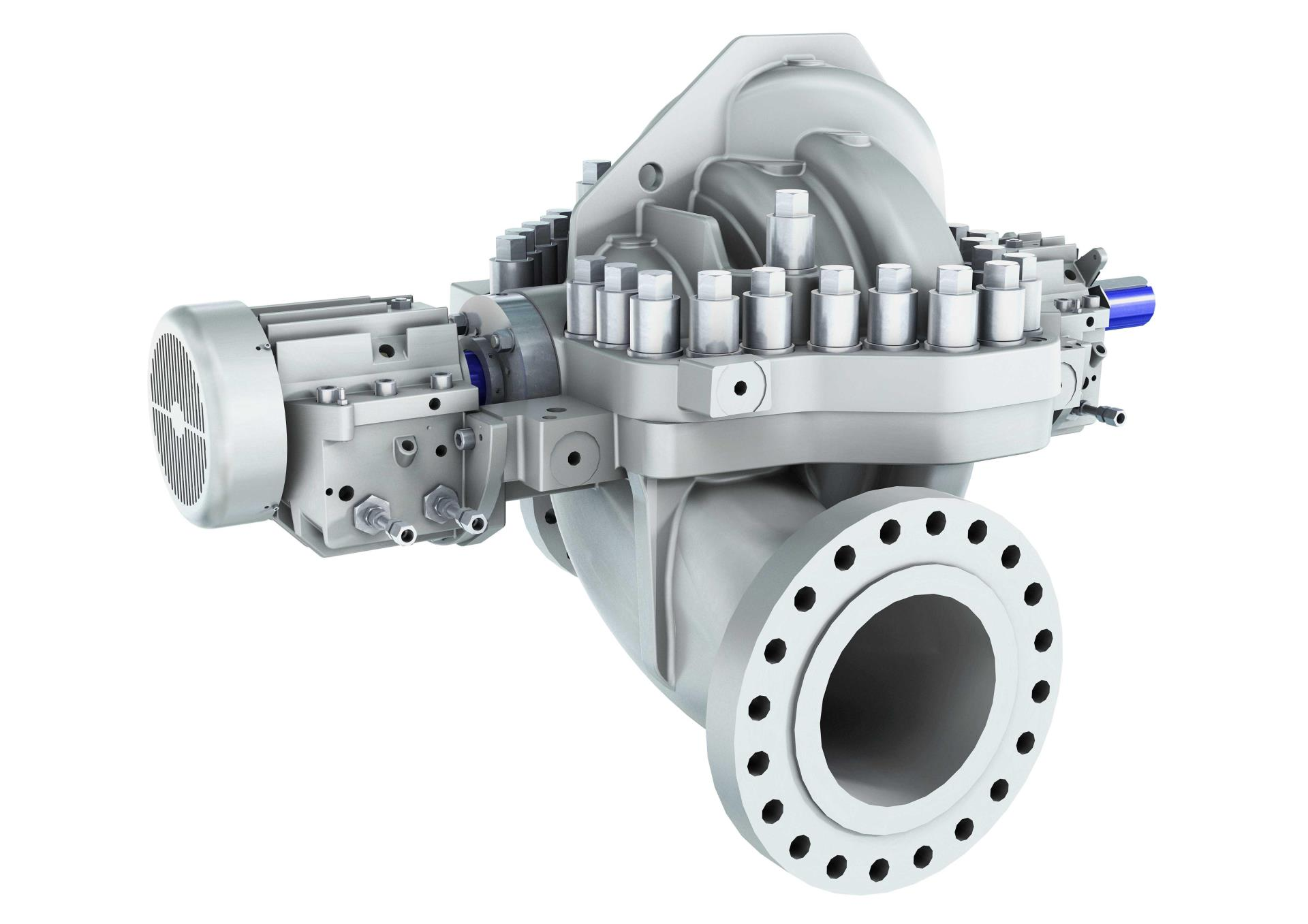msd ro axially split multistage pump sulzer rh sulzer com Bingham Pump Company Bbt-D Sulzer Pump Dimensions