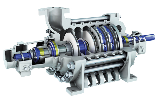 HPH high-lift centrifugal pumps