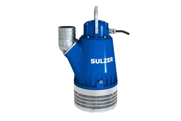 Submersible drainage pump J 405 | Sulzer