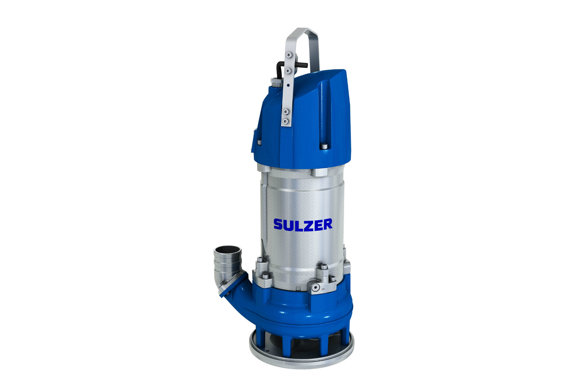 Submersible sludge pump XJS 110 | Sulzer
