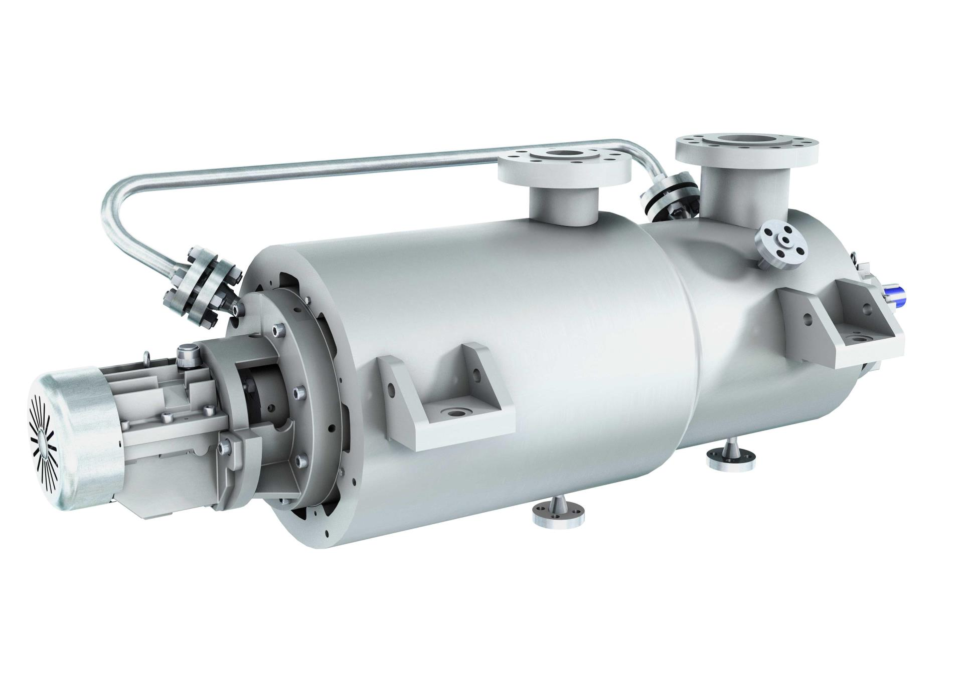 ISO 13709 (API 610) BB5 - CP Multistage Volute Type Double Case Radially Split Pump