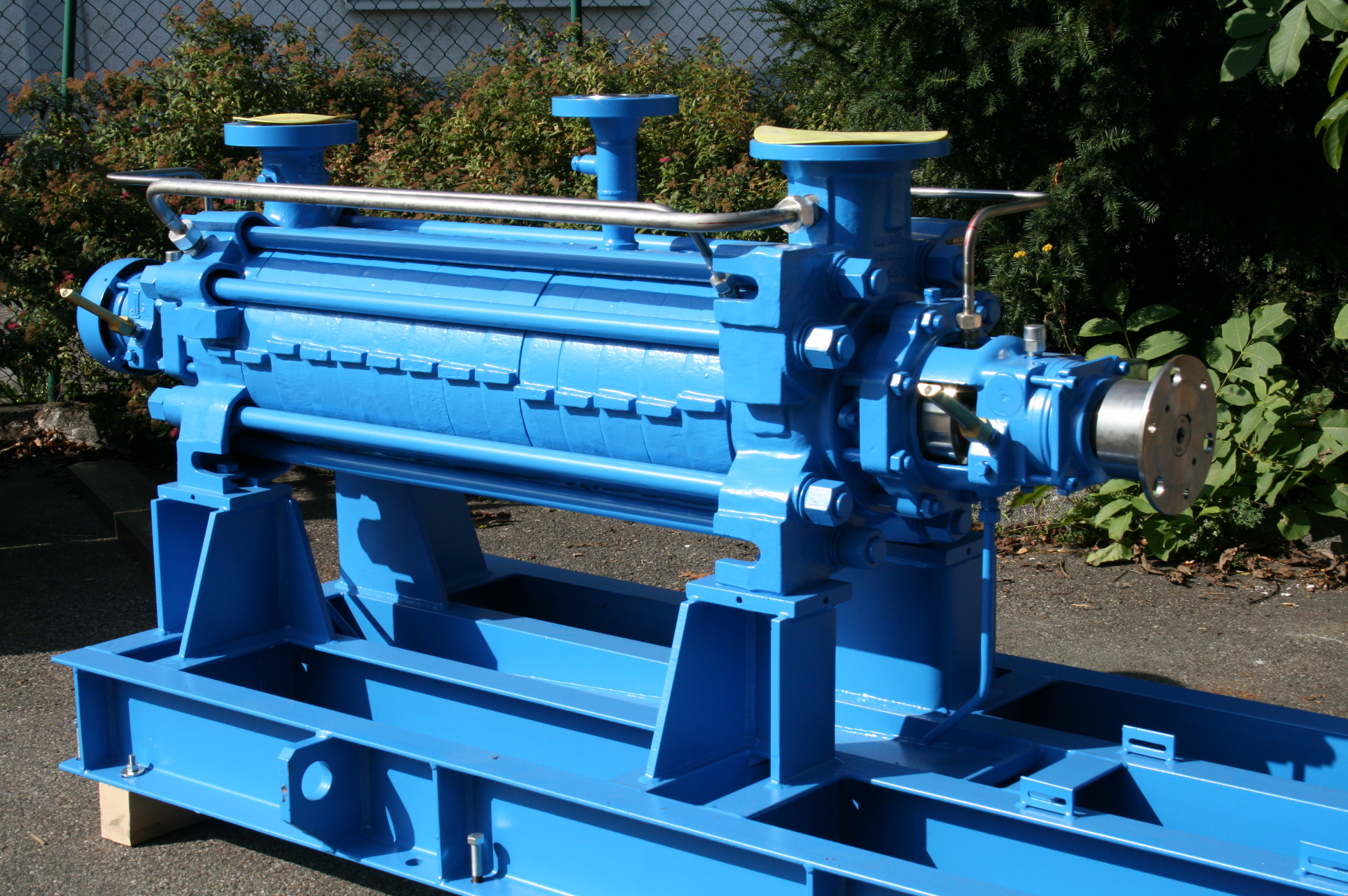 Ring Section Pump