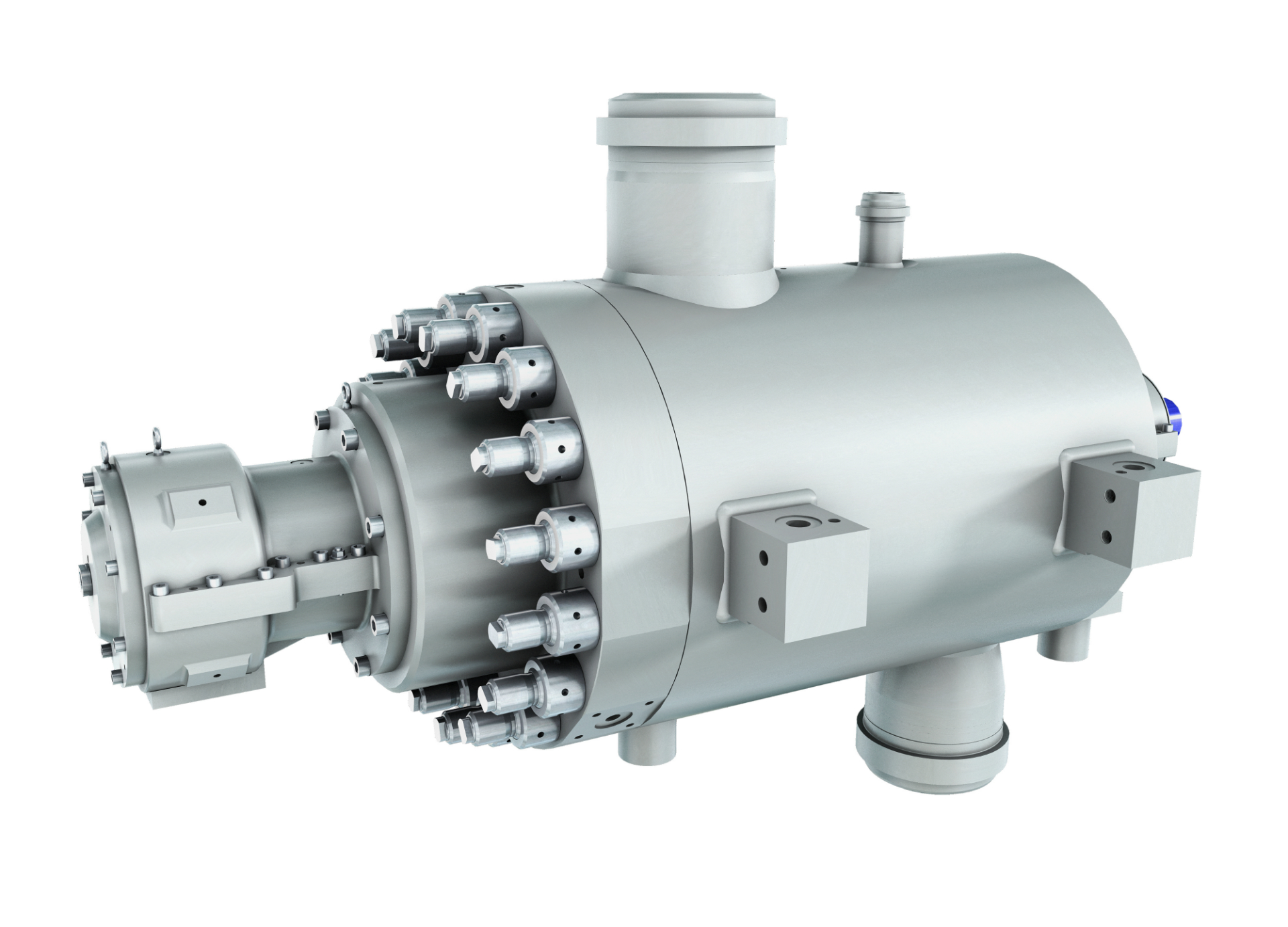 HPT High Pressure Barrel Casing Pumps