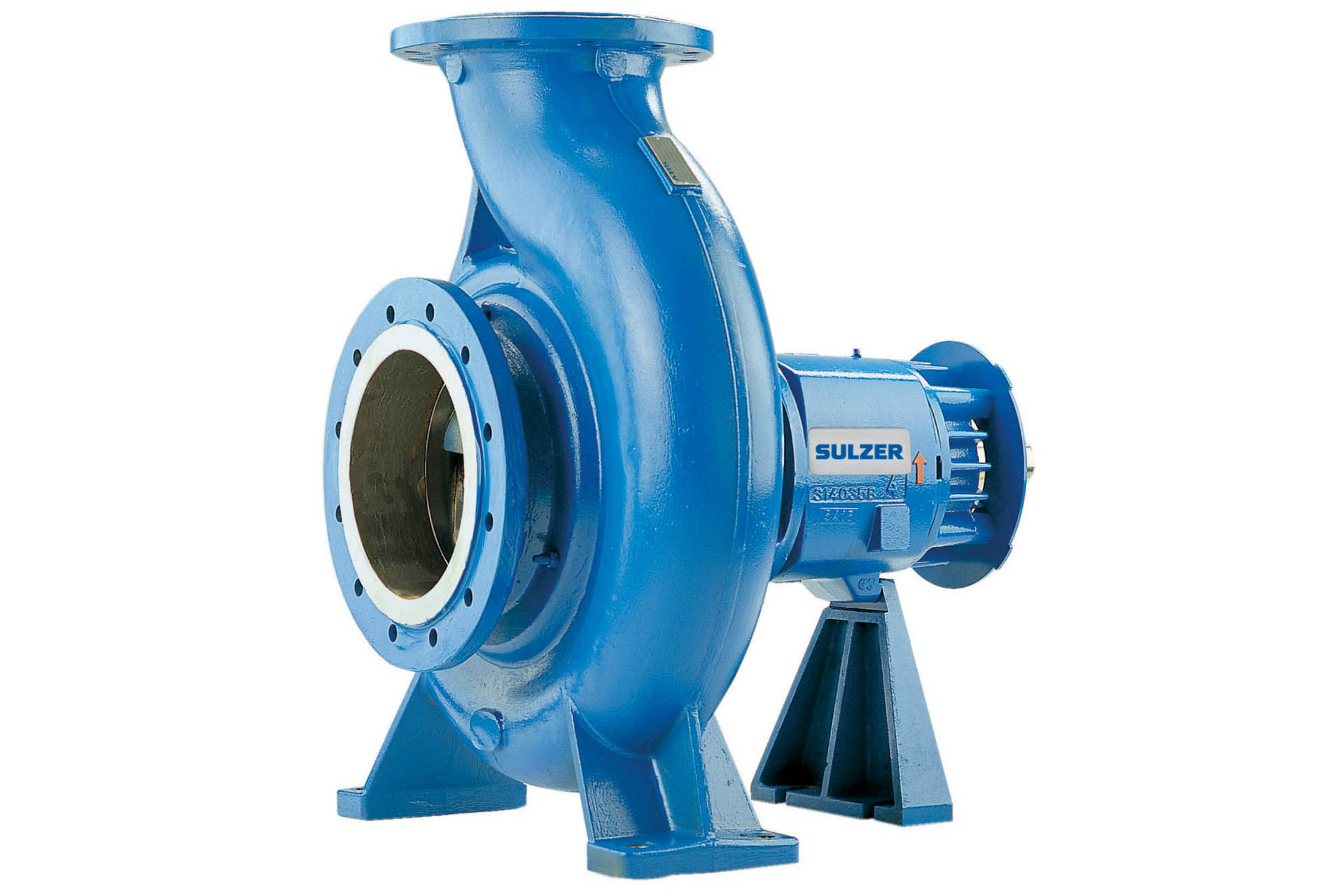BA end suction single stage centrifugal pump
