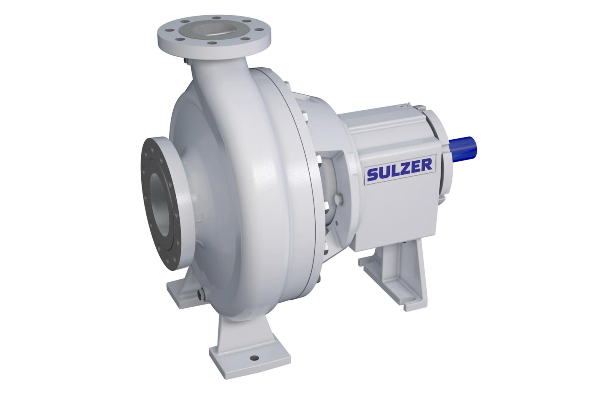 1Sulzer process B73 chemical CPT pumpANSIASME srdthQC