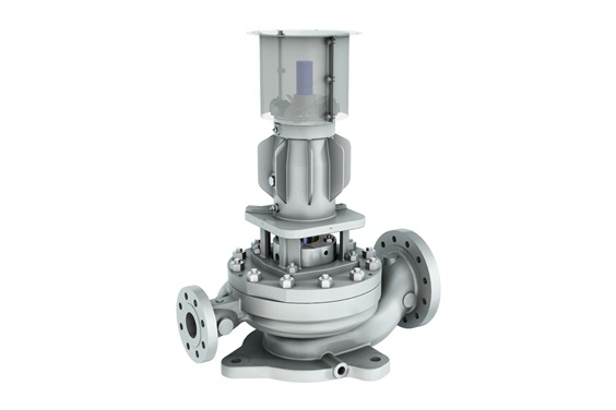 ISO 13709 (API 610) OH3 - OHV Single Stage Vertical Inline Pump