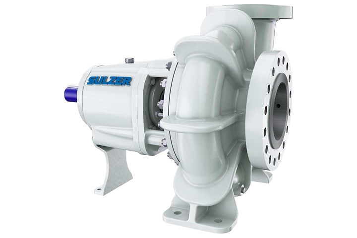 PRF high pressure booster pump