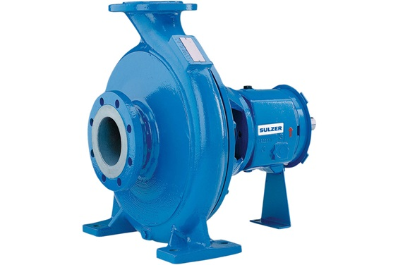 NB end suction single-stage centrifugal pump