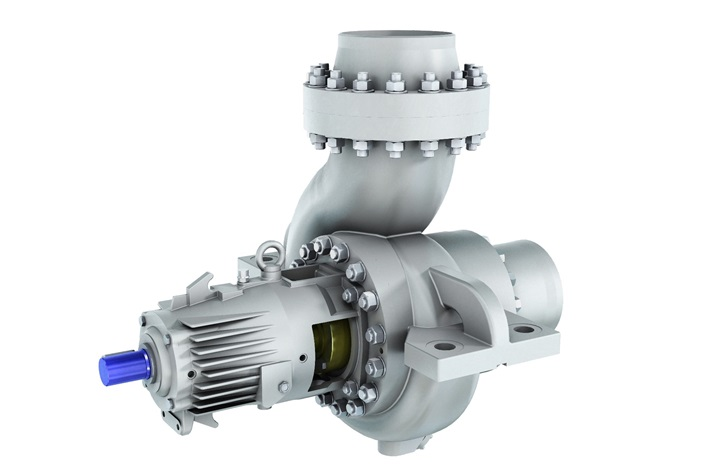 ZFn horizontal volute type process pumps range