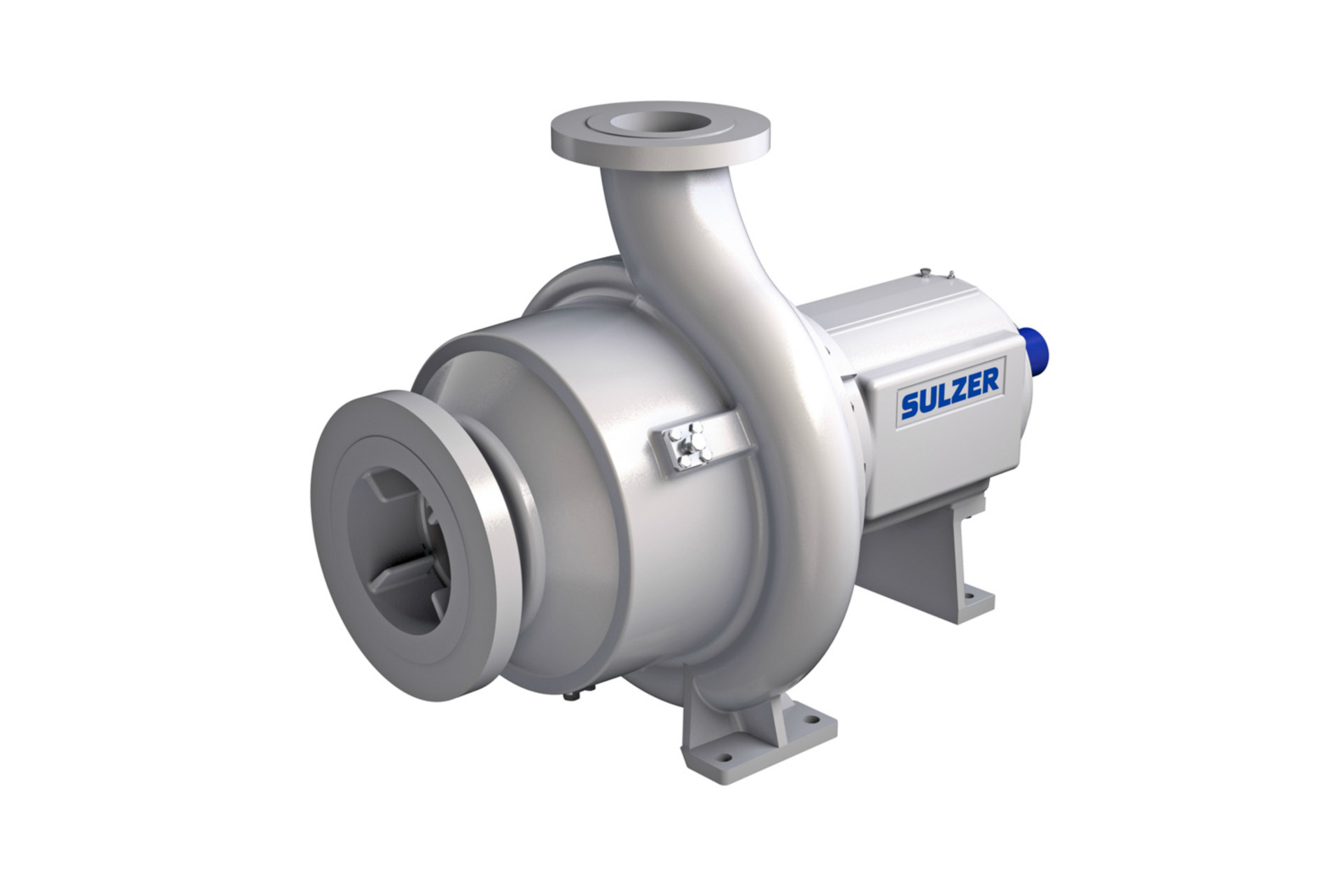 AHLSTAR LSP/T end suction two stage low speed high pressure pumps