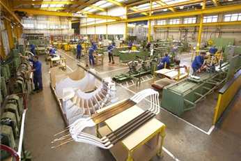 Our coil manufacturing in the UK