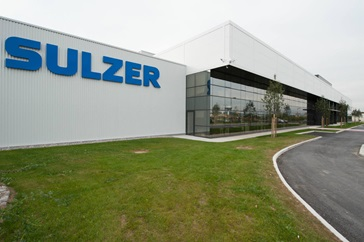 Sulzer Buchelay, France