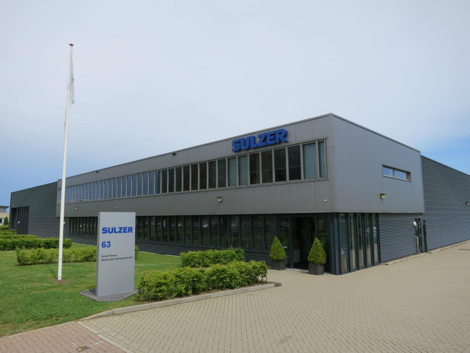 Maastrich Service Center