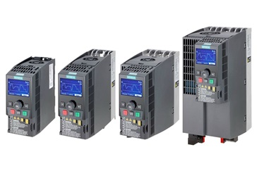 Industrial automation repairs for electronics within all Siemens inverter product ranges