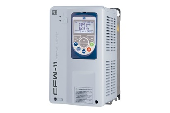 Repairs of WEG frequency inverter, mini drives, variable speed drives and machinery drives