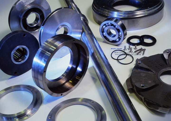 Original Sulzer spare parts