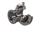 TB1F ready-fitted single mechanical seal with throttled seal chamber