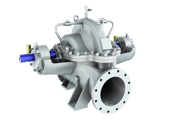 SZM Between Bearings Double Suction Centrifugal Pump