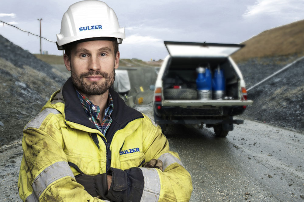 Problem Solved - talk to the experts in mine and construction pumping