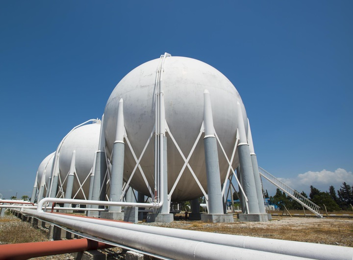 Liquefied Petroleum Gas Pipeline