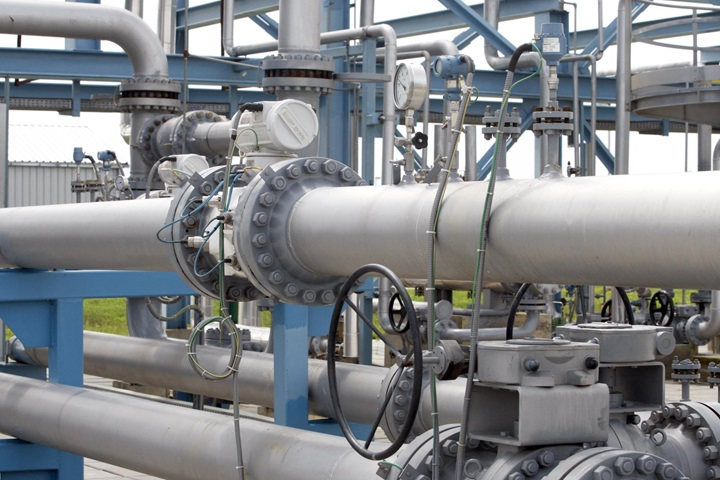 Supercritical Pressure Gas Pipeline