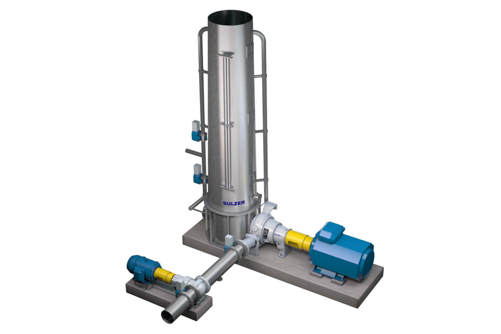 MCE medium consistency pumping systems