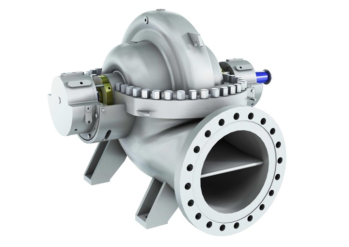 ISO 13709 (API 610) BB1 - SMH Axially-Split Single Stage Pump