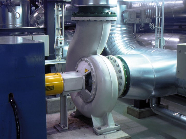 AHLSTAR APP/T range long coupled process pumps