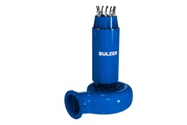 Submersible sewage pump type ABS AFP