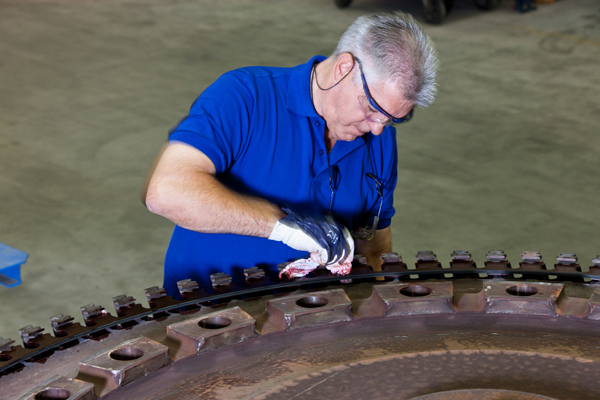 Our employees are specialists in upgrades and revamps