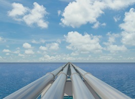 Pipeline - offshore to onshore
