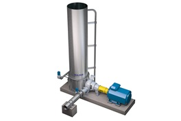 LCE medium consistency pumping system