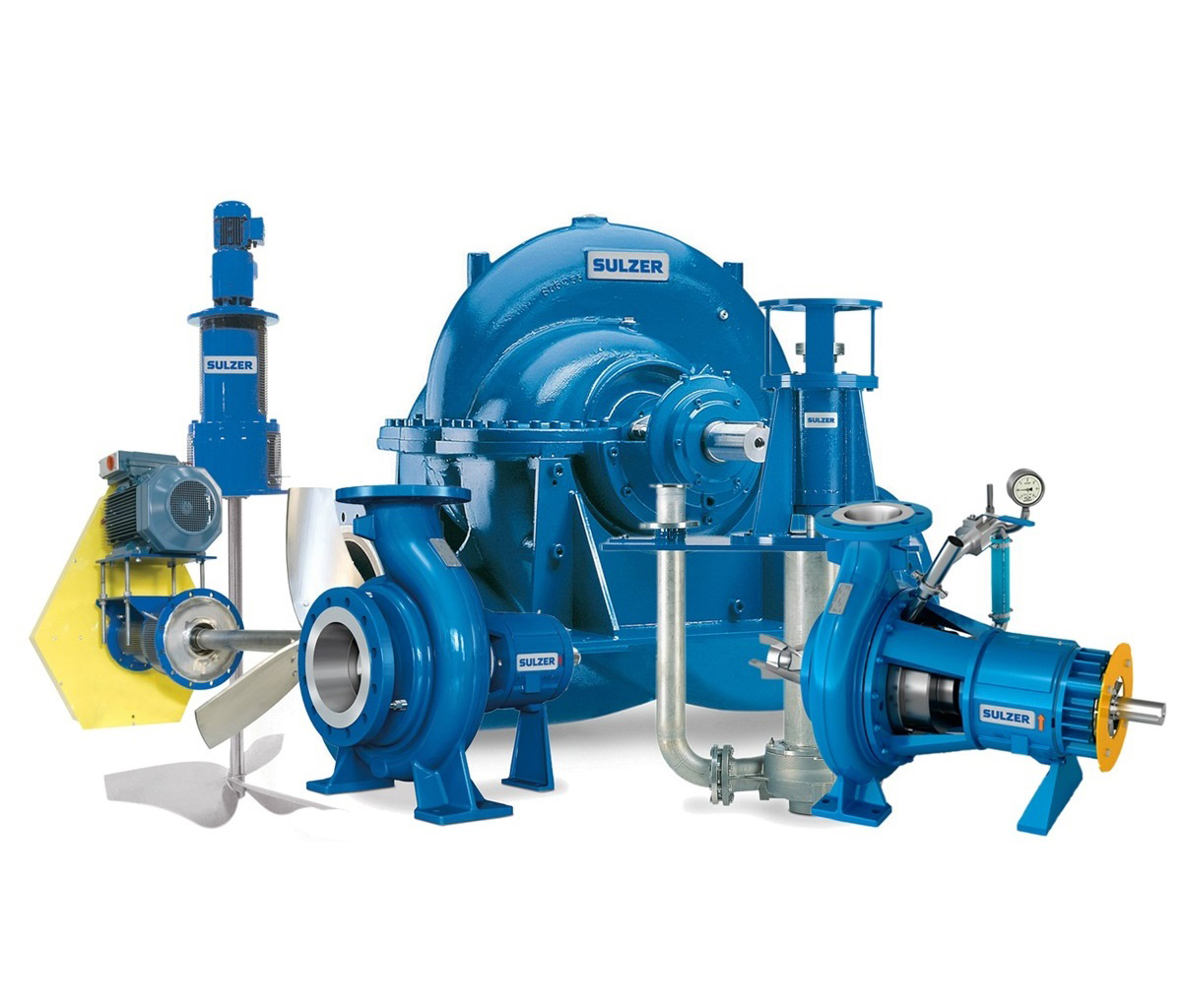 Scanpump ISO5199 Pumps