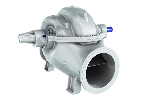 ZPP axially split single stage centrifugal pump