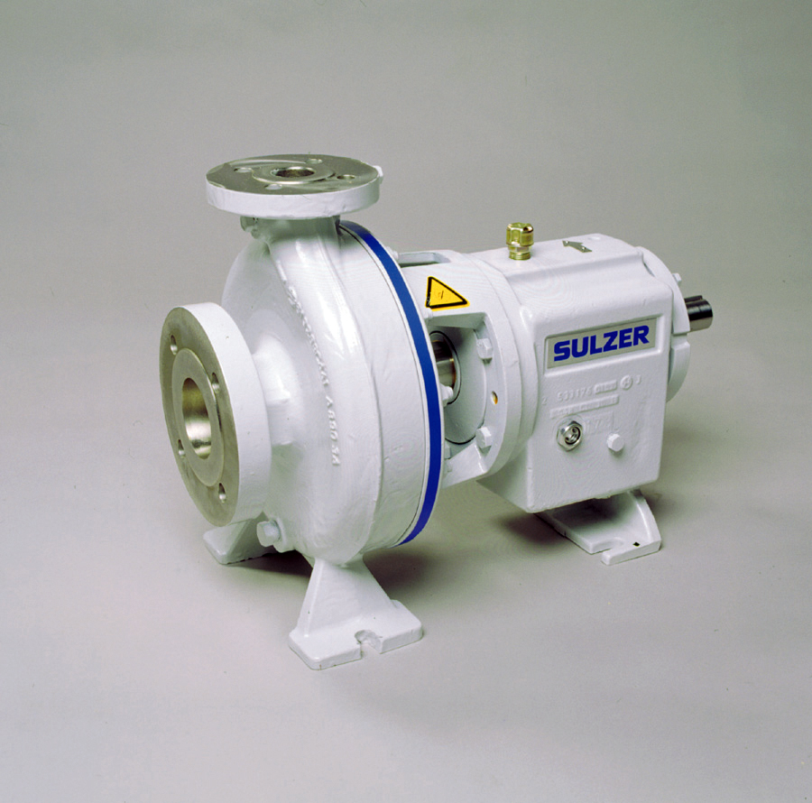 CPT chemical end suction single stage centrifugal pumps